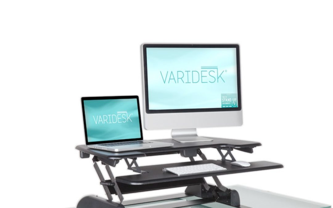 Why the Varidesk is a bad Sit to Stand Workstaion