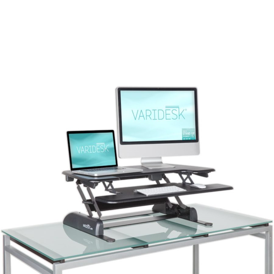 Why the Varidesk is a bad Sit to Stand Workstation