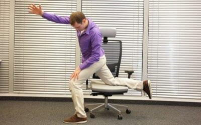 Can Sit-Stand Desks Improve Hip Flexor Tightness