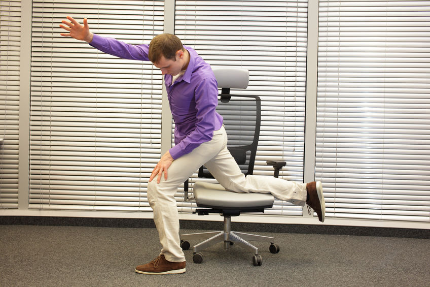Can Sit-Stand Desks Improve Hip Flexor Tightness