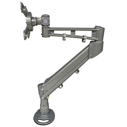 Heavy Duty Single Monitor Arm