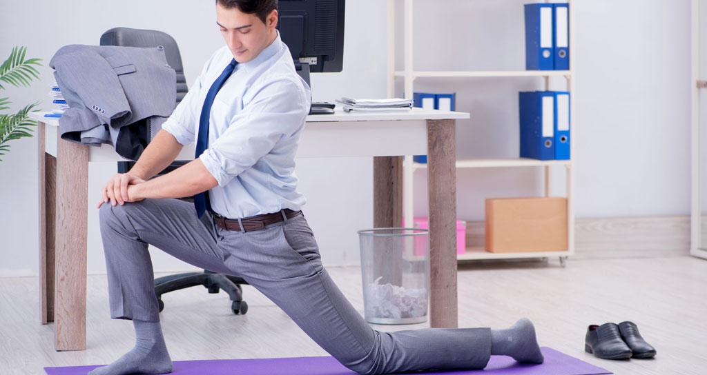 How Sitting Affects Your Hip Flexors and Your Health