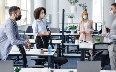 """Welcome to the New Normal – Say Hello to """"The Hybrid Worker"""""""